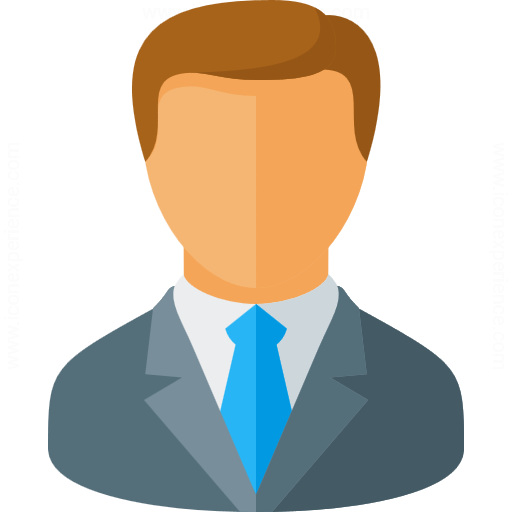 Iconexperience G Collection Businessman Icon