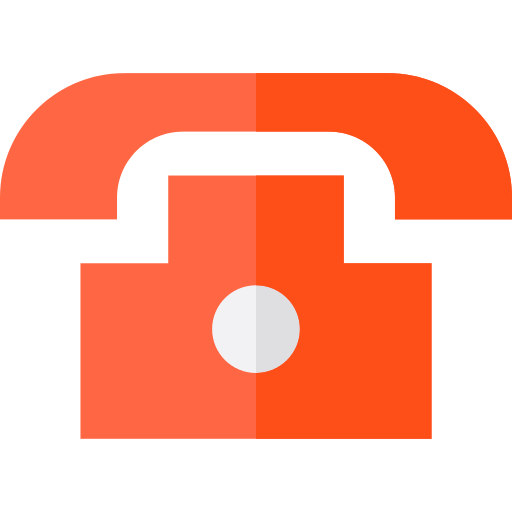 Telephone Phone Png Icon