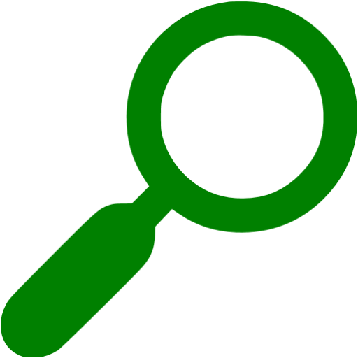 Green Search Icon