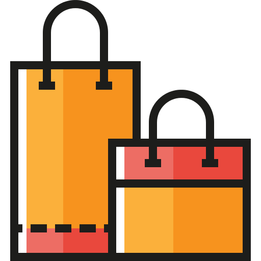 Shopping Bags Png Icon
