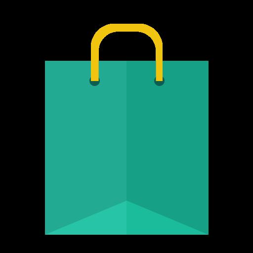Shopping, Bag Icon