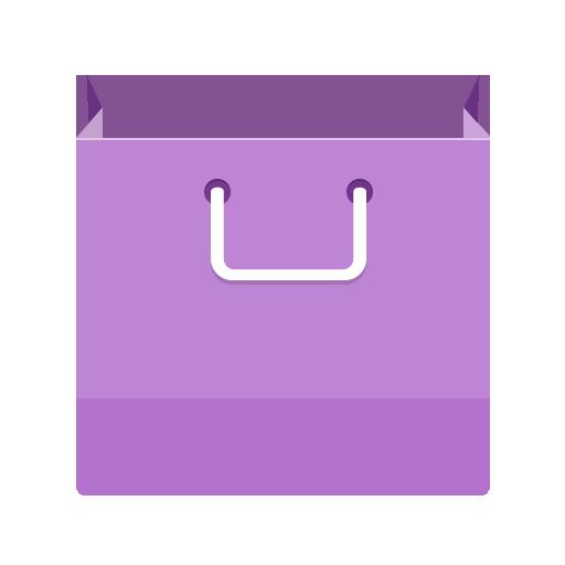 Shopping Bag Iconshow