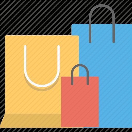 Groceries Vector Paper Bag Transparent Png Clipart Free Download