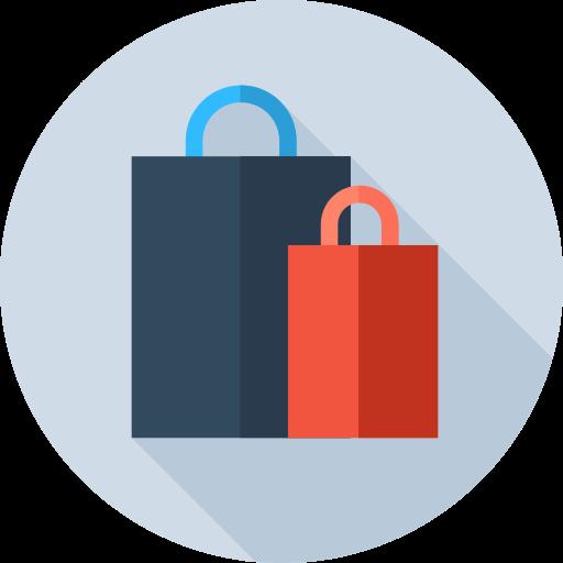 Shopping Shopping Bag Png Icon