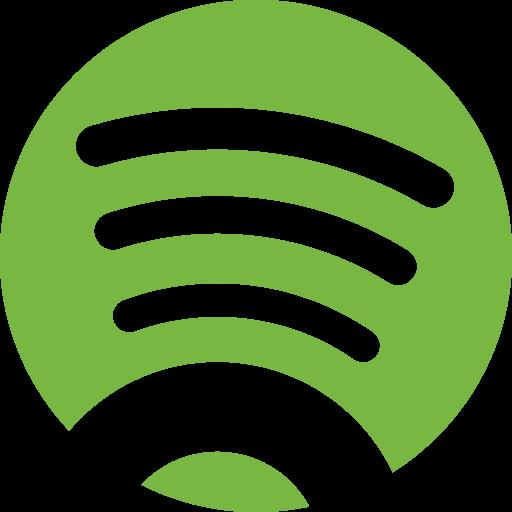 Audio, Audio Streaming, Music, Spotify Icon