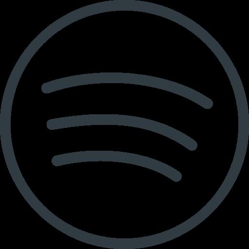 Media, Logo, Social, Spotify Icon