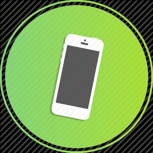 Apple, Ios, Iphone, Mobile, Phone, Telephone, White Icon