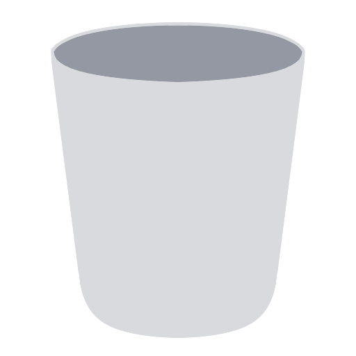 Trash Empty Icon Free Download As Png And Formats