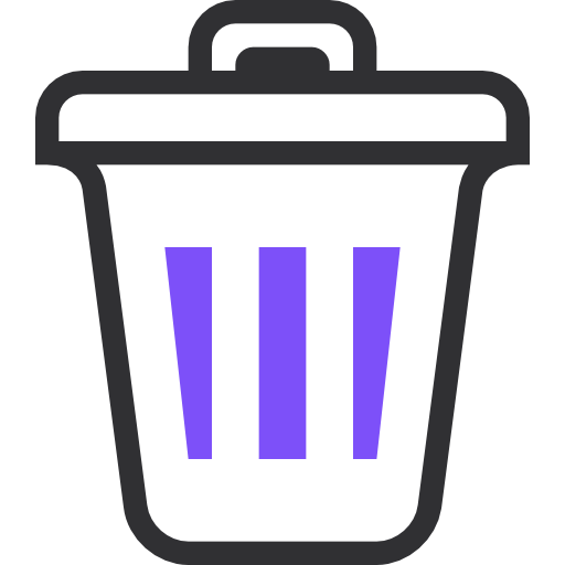 Trash, Bin, Recycle, Delete, Remove Icon Free Of Tiny Line Icons