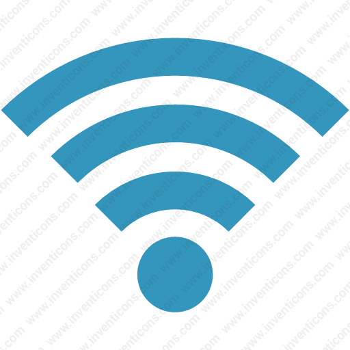 Download Wifi,internet,communication,network,signal Icon Inventicons