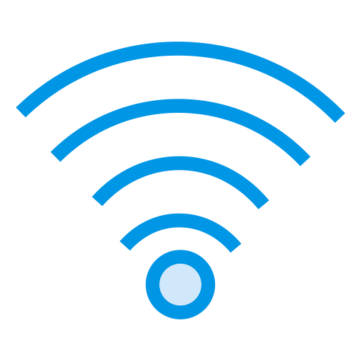 Internet, Network, Wireless, Router, Connection, Signal, Wifi Icon