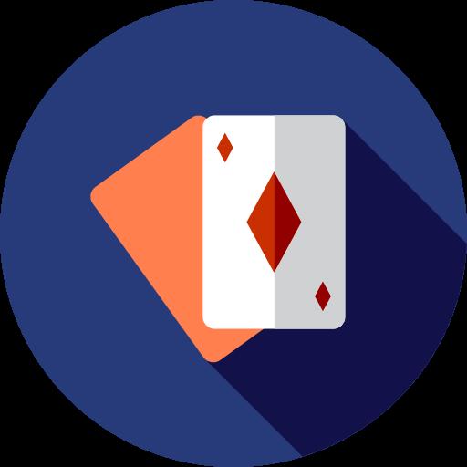 Cards, Poker, Magician, Entertainment, Magic Trick Icon