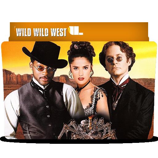 Wild Wild West Folder Icon