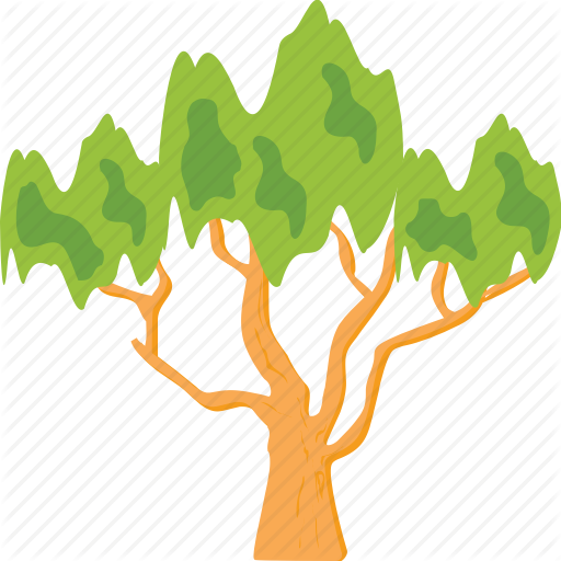Evergreen, Foliage, Greenery, Nature, Weeping Willow Icon