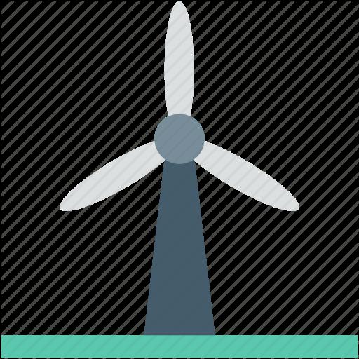 Wind Energy, Wind Power, Wind Turbine, Windmill, Windmill Tower Icon