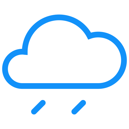 Weather Icon Rain, Weather, Wind Icon Png And Vector For Free