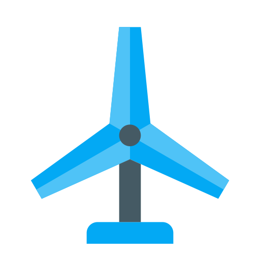 Wind Turbine, Turbine, Wind Icon Png And Vector For Free Download