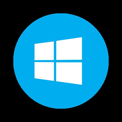 Metro, Microsoft, Os, Pc, System, Windows, Icon