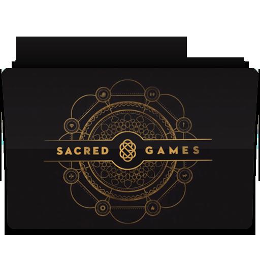 Netflix Sacred Games Folder Icon