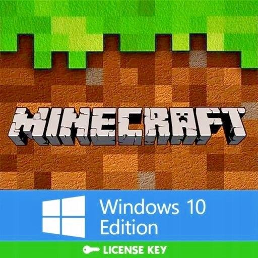 Minecraft Windows Edition Pc Full Game Key Instant Code