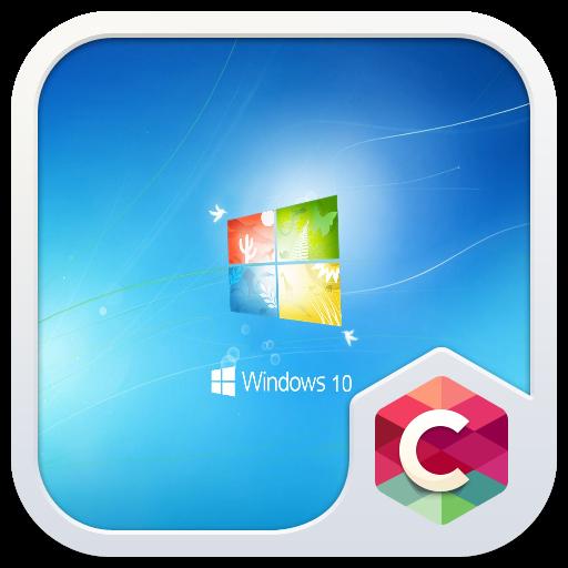 Windows Free Android Theme U Launcher