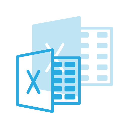 Excel, Microsoft, Office Icon