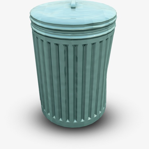 Trash Can, Can Clipart, Cartoon Trash Png Image And Clipart