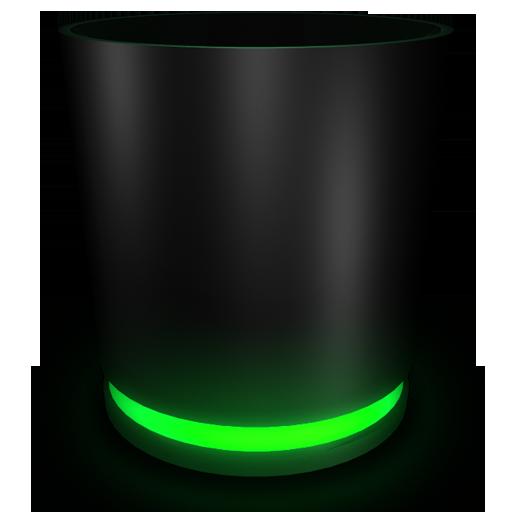 Green Glow Icon