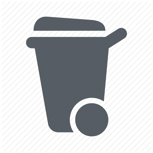Bin, Container, Dumpster, Garbage, Recycle, Trash Icon