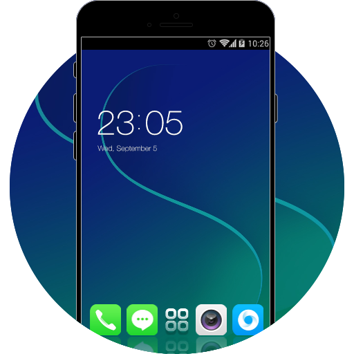Download Theme For Oppo Hd Wallpaper Icons For Android App