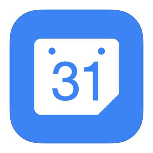 Calendar, Flurry, Google Icon