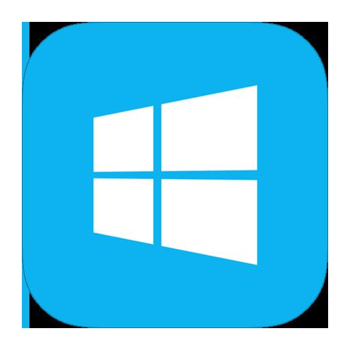 Metroui, Windows Icon
