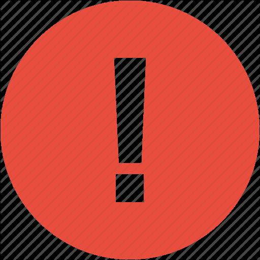 Icon Error