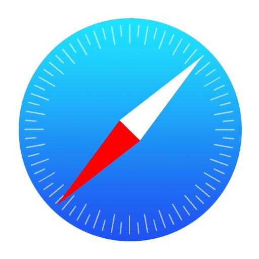 Safari Icon With Monitor Windows Catnip Online Uk