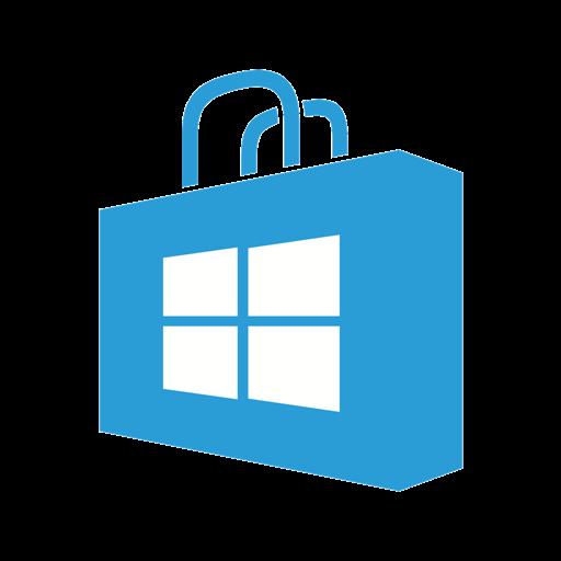 Windows, Store Icon Free Of Social Media Logos