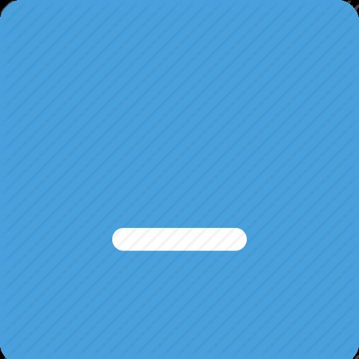 Minimize, Minimize Window, Window Minimize Icon