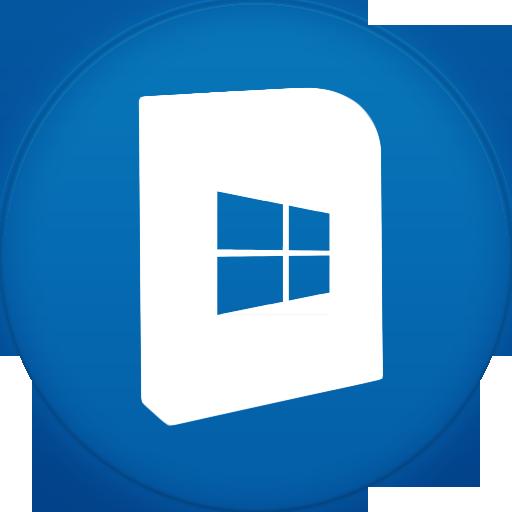 Windows Update Icon Circle Addon Iconset