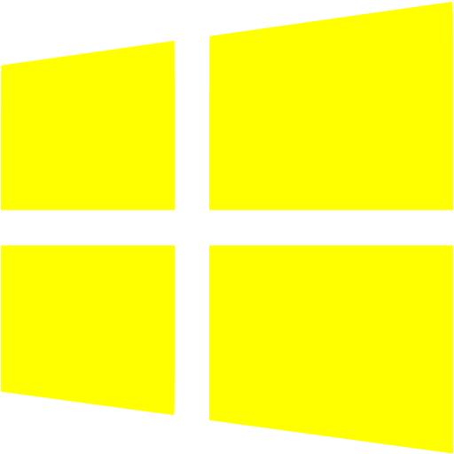 Yellow Os Icon