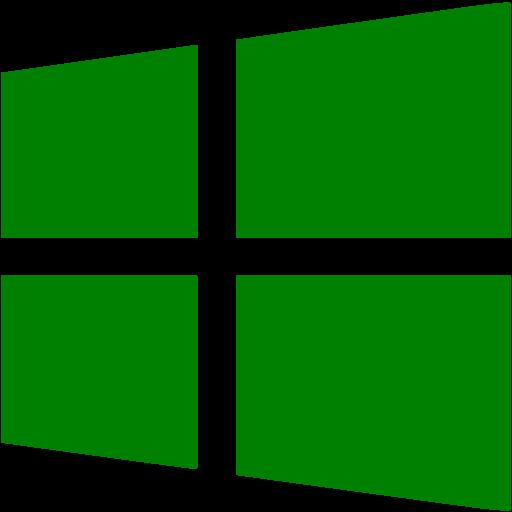 Green Os Icon
