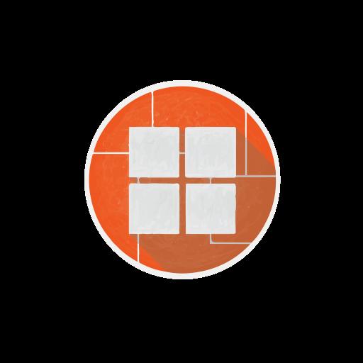 Internet, Microsoft, Network, Social, Windows, Icon
