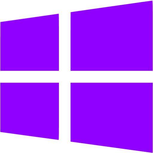 Violet Os Icon