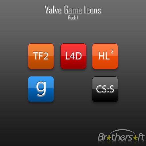 Download Free Valve Game Icons Pack Valve Game Icons Pack