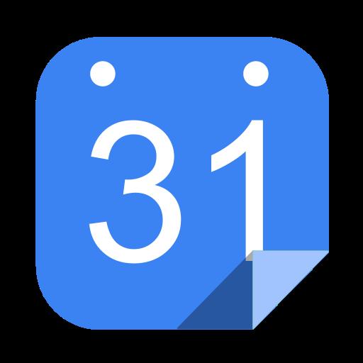 Google, Calendar Icon Free Of Squareplex Icons