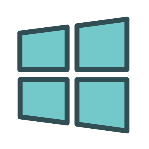 Windows, Desktop, Os, Software Icon Free Of Brands Colored Icons