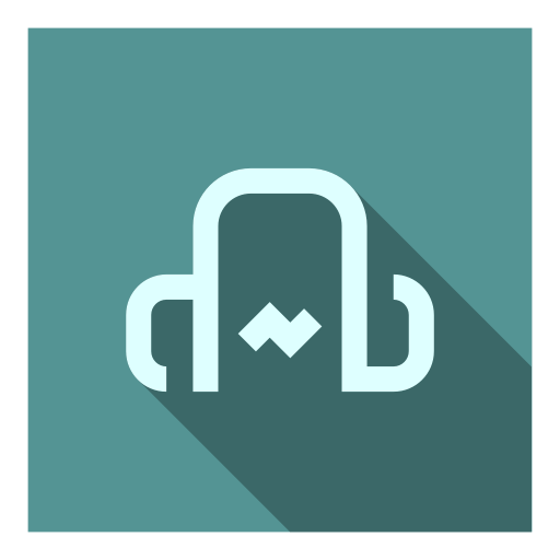 App, Headphones, Music, Playlist, Songs, Store, Tracks Icon