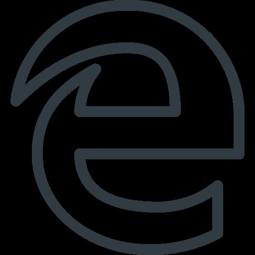 Brand, Brands, Edge, Logo, Logos Icon