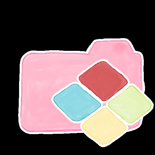 Folder Candy Windows Icon Akisame Iconset