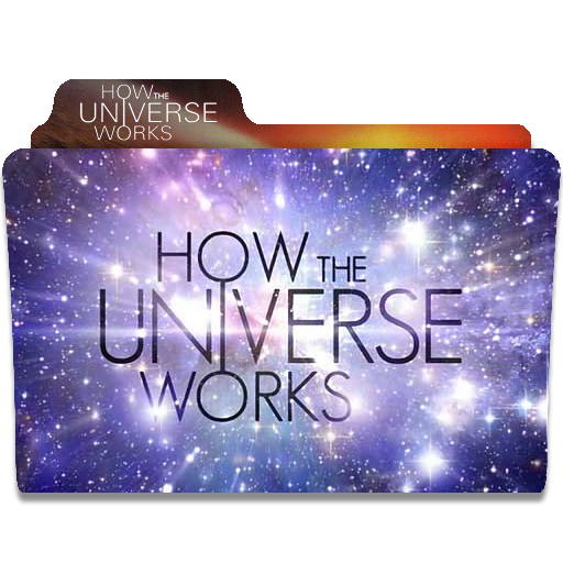 How The Universe Works Windows Folder Icon