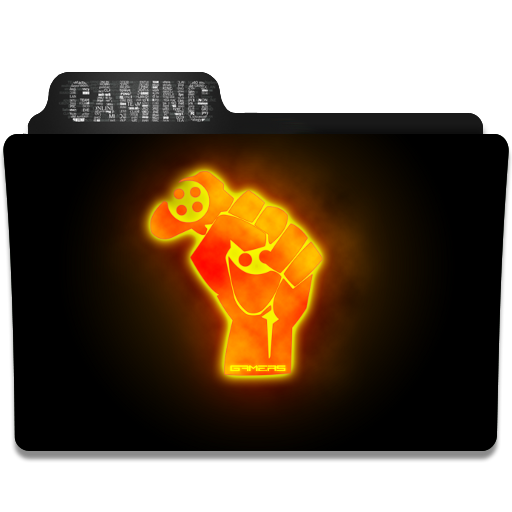 Games General Folder Icon