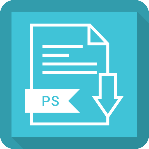 Ps, File, Type, Download Icon Free Of Format Vol Icons